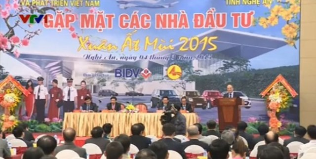 Nghe An meets investors: What to be seen through seven conference sessions?