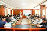 Experts of external accreditation made a preliminary investigation at Vinh University