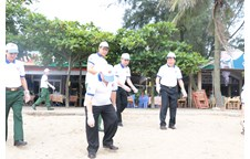 Vital activities responding to World Environment Day, Environment Month, World Ocean Day, Vietnam Sea and Islands Week