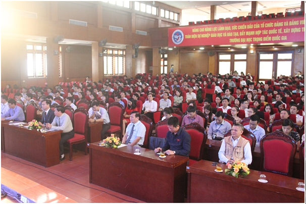 Opening Ceremony of the 25th MA Course