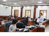 Vinh University successfully held the training course to enhance faculty capacity of curriculum development
